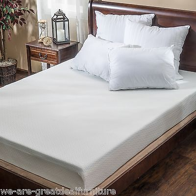 "Full Size 8"" Full Memory Foam Mattress"