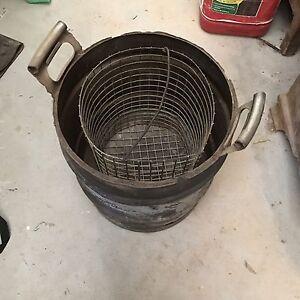 Yabbie cooker  keg Carisbrook Central Goldfields Preview
