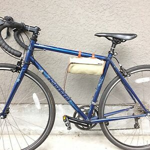 Penthouse 2016 road bike with bike accessories and tools
