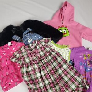 Baby LOT of Play Clothes Size 24 mo Multicolor 7 Pieces Yo Gabba Gabba Osh Kosh