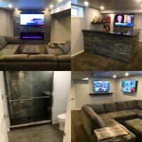 AJG Homes-Basements-Bathroom Renovations