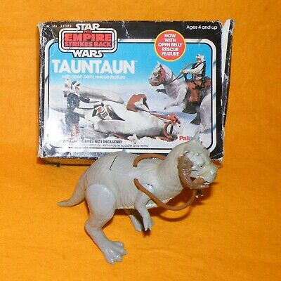 VINTAGE 1980 PALITOY STAR WARS THE EMPIRE STRIKES BACK TAUNTAUN OPEN BELLY BOXED