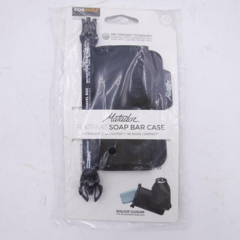 Matador FlatPak Soap Bar Case Waterproof Dry-Through Technology TSA Approved