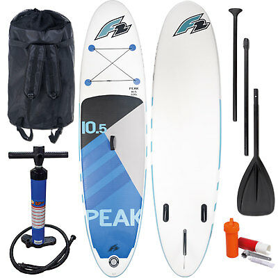 F2 Inflatable Peak Sup Stand up Paddle Board Set Isup Complete Set Paddle Pump](peak inflatable paddle board)