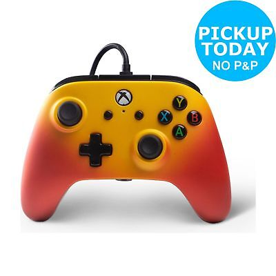 PowerA Enhanced Wired Controller for Xbox One - Solar Fade.