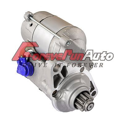 1997 Acura Cl Starter (New Starter for Honda Accord Acura CL 2.2L 2.3L Manual Trans 17526 )