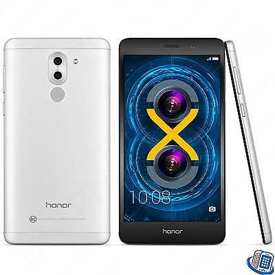 Unlocked Huawei Honor 6X BLN-L24 32GB Gray Android GSM Smartphone