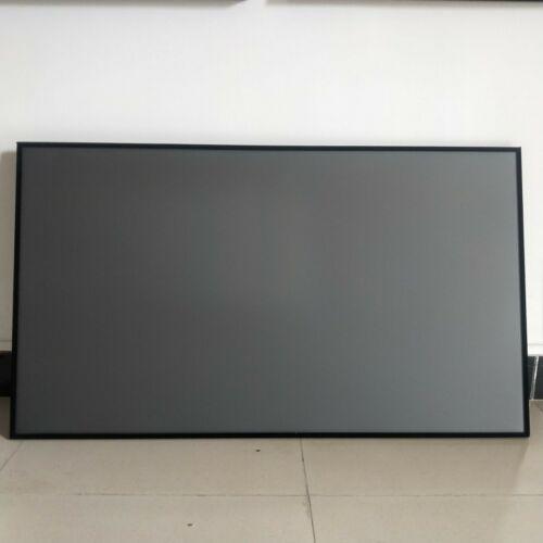 "120"" 4K home cinema ambient light reject PET Crystal ust ALR screen CLR screen"