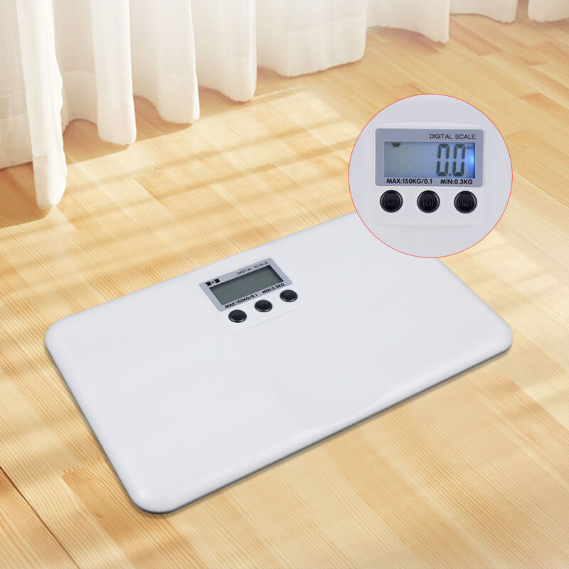 Household Digital Electronic Body Scale Animal Weight Pet Dog Cat Weighing Scale