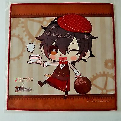 Code Realize Café Microfiber Towel Arsene Lupin New