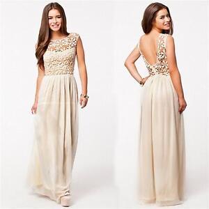 Ladies Long Dresses - eBay