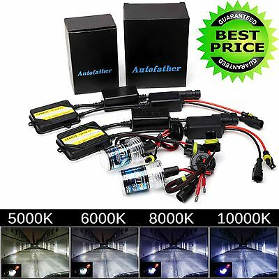 AC CANBUS 55W HID CONVERSION KIT NO FLICKER H1 H3 H4 H7 H8H9H11 9005 9006