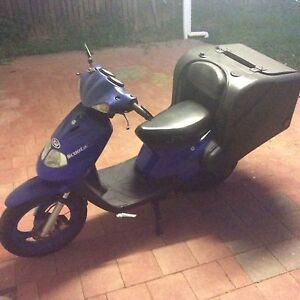 50cc TGB delivery scooter Gordonvale Cairns City Preview