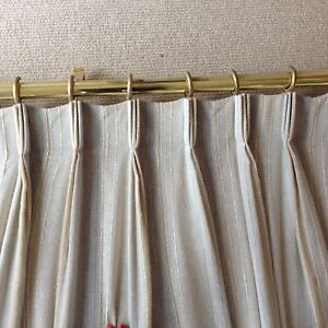 Full set curtains, poles and rings for 1 or 2 windows. Menai Sutherland Area Preview