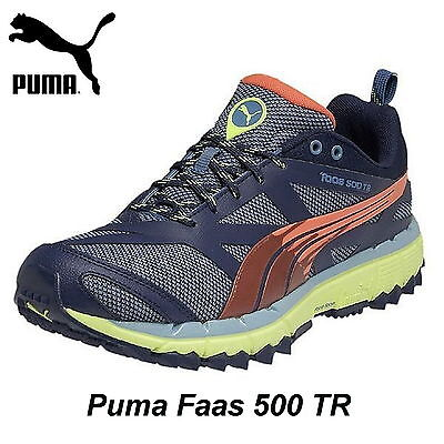 Puma Faas 500 TR HERREN TRAIL LAUFSCHUHE RUNNING SCHUHE OUTDOOR 304596 06 ()