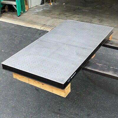 Newport 48 X 24 X 2-14 Optical Table Breadboard 14-20 X 1 Hole Spacing