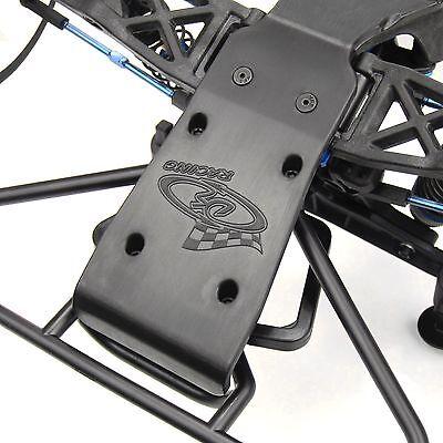 DE Racing Chassis Brace Associated SC10 / SC10.2 / Front Bumper (Associated Chassis Brace)