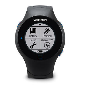 GARMIN FORERUNNER 610 GPS FITNESS SPORTS WATCH W/ USB ANT 010-00947-00