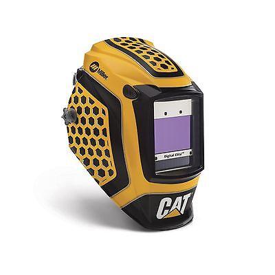 Miller Cat Edition 1 Digital Elite Auto Darkening Welding Helmet 281006