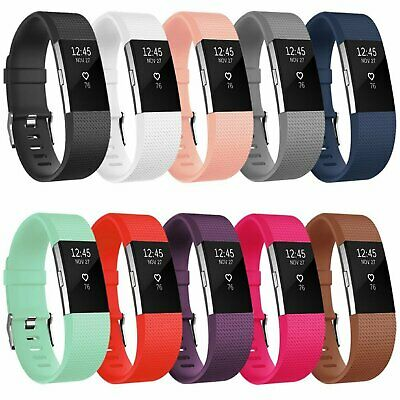 Fitbit Charge 2 Replacement Wrist Bands Smart Watch Bracelet Band Fit Tech Parts