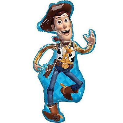 Pixar Toy Story 4 Foil Balloon Boys Birthday Party Decoration ~ Woody New Movie](Toy Story Decoration)
