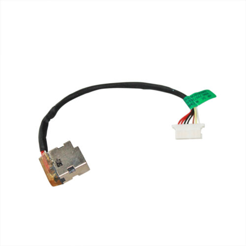 AC DC POWER JACK HARNESS IN CABLE FOR HP 15-g170nr 15-g277nr 15-g317cl 15-g125ds