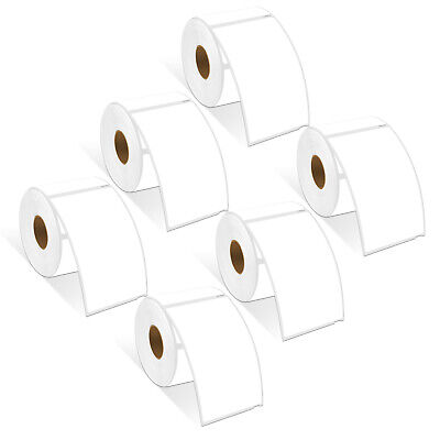 6 Rolls Large Shipping Labels For Dymo 2 516 X 4 300 Labelsroll 59mmx101mm