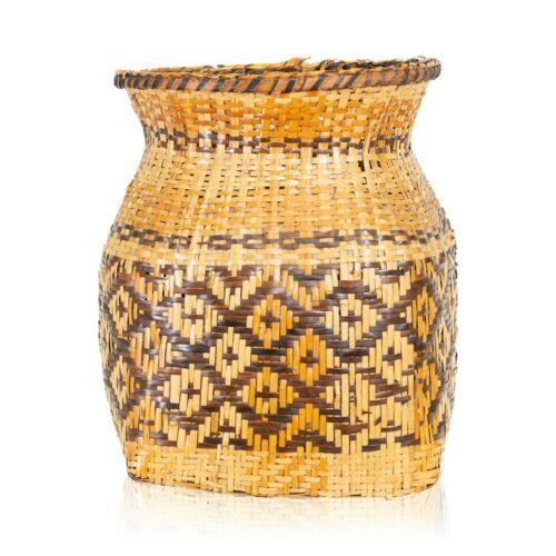 Cherokee Rivercane Basket