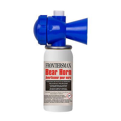 SABRE Frontiersman Bear Horn Sports & Safety 115 dB Alarm ½ Mile (805 m) Range
