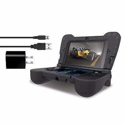 Dreamgear Nintendo 3ds Xl Comfort Grip Case - Power Play ...