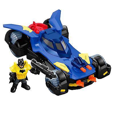 Fisher-Price Imaginext DC Super Friends Batmobile