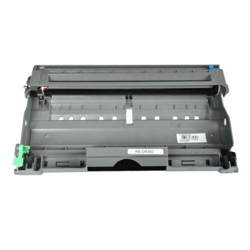 DR350 Drum TN350 Toner Cart for Brother HL-2030//2035//2040//2045//2050//2070//2075N