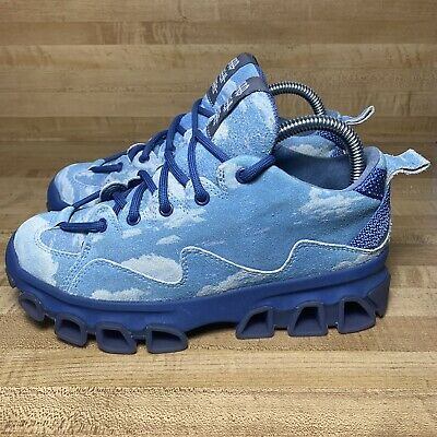 Bernhard Willhelm Trainer Camper Together Himalayan Shoes Boots Size 37 Sky Blue