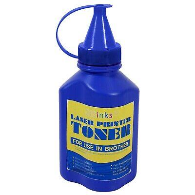 Universal Cyan Toner Powder Refill for Brother DCP-9040CN HL-4040CDN MFC-9440
