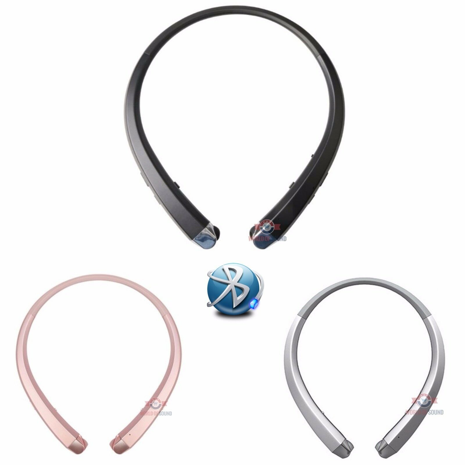 Bluetooth Wireless Headset Stereo Headphone Earphone Sport 910-X Universal