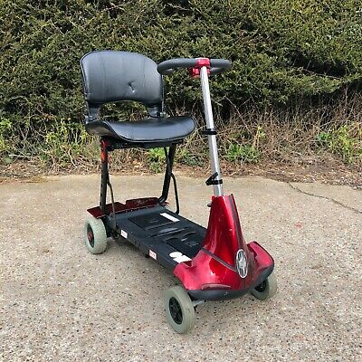 Monarch Mobie Folding Mobility Scooter VERY GOOD CONDITION PART EX WELCOM