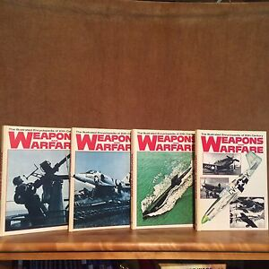 Weapons And Warfare book set