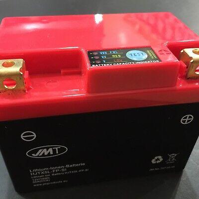 #35 JMT LITHIUM IONEN AKKU HJTX5L-FP SI 4L-BS 5L-BS 19Wh 12V Batterie UVP 44,92