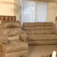 3 PIECE LOUNGE WITH RECLINERS BEIGE Maitland Maitland Area Preview