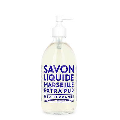 Compagnie de Provence Savon de Marseille Extra Pure Liquid Soap Made in France