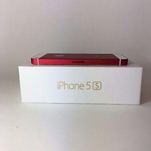 Apple-iPhone-5S-16-GB-ORIGINAL-Libre-I-ROJO-I-Nuevo-otro-I-Caja-Precintada-I