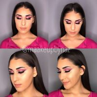 Makeup & Hair services based in Edmonton