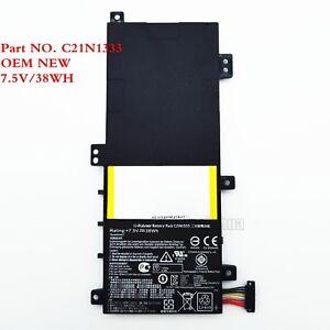 OEM Battery C21N1333 For ASUS Transformer Book Flip TP550LA TP550LD R554L -USA