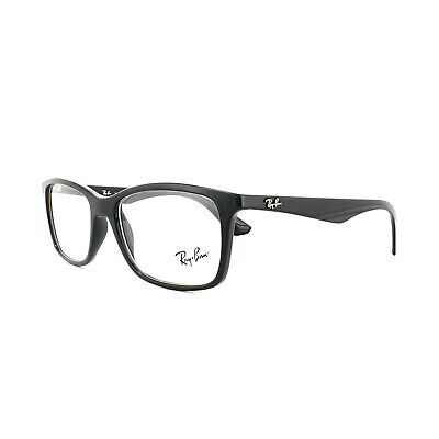 Ray-Ban Glasses Frames 7047 2000 Black Mens 54mm