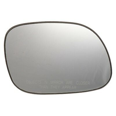 OEM NEW Exterior Passenger Side View Mirror Glass 13-18 Kia Soul 87621-B2500