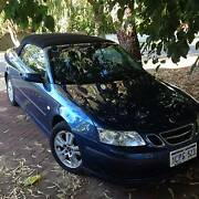 2007 Saab 9-3 Convertible East Fremantle Fremantle Area Preview