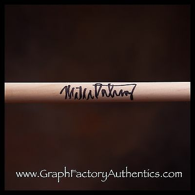 GFA Dream Theater Drummer * MIKE PORTNOY * Signed NEW Drumstick COA