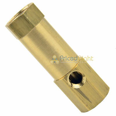 New 38 In Line Air Compressor Check Valve Inline Checkvalve