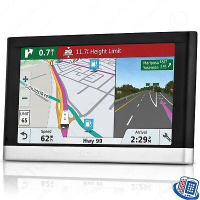Garmin N Vi 2597Lmt Us Automotive Mountable Gps Unit No Accessories