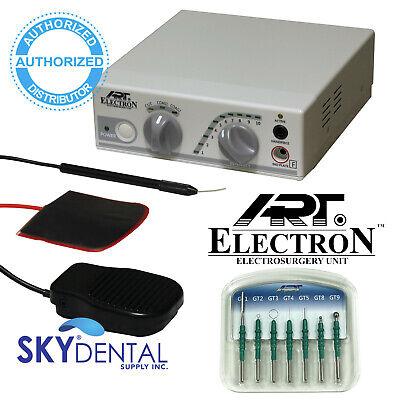 Bonart Art-e1 Electrosurgery Dental Cutting Unit W7 Electrodes 220v Nib W Tips